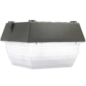 Atlas Lighting Products VN1256LED Vandalproof Fixture, LED, 52W, 4100K