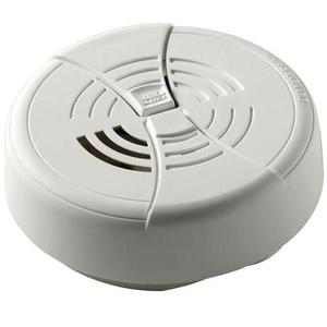 BRK-First Alert FG250B Smoke Alarm, Dual Ionization, 9V Battery, Tamper Resistant, White