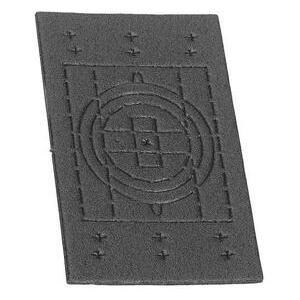 BWF UBGV Duplex & Single Receptacle, 1-Gang, Insulated Gasket