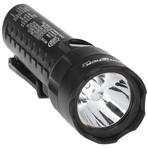Bayco Products XPP-5422B Intrinsically Safe Dual-Light Flashlight, 120 Lumen, Black