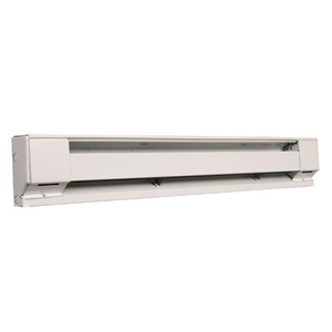 Berko 2544HW Electric Baseboard Heater, High Altitude, 1000/752W, 240/208V