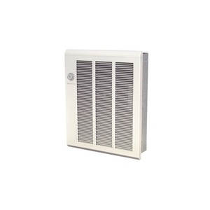 Berko FRA4024F Commercial Wall Heater, Fan Forced, 4000/3000W, 240/208V, White