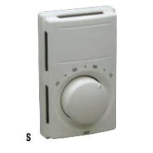 Berko M601W Snap Action Thermostat, Single Pole, 120-277V