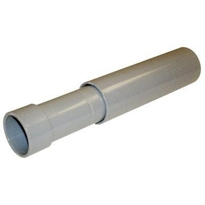 """Bizline 075X400EXPCPL PVC Expansion Coupling, 1-Piece, 3/4"""""""