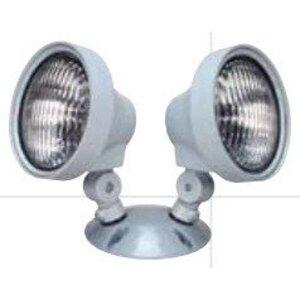 Bizline ORHDG0605 Emergency Light, Double Remote Head, 5 Watt Lamp