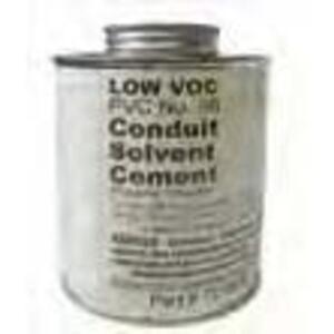 Bizline PRIMER/CLEANERQTLV PVC Primer, Low V.O.C., Size: 1 Quart