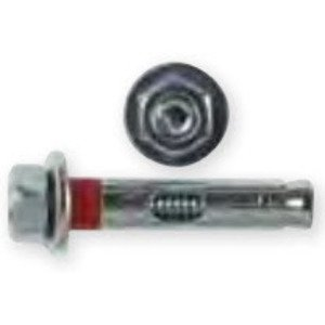 """Bizline R1458SA Acorn Nut Sleeve Anchor, 1/4"""" x 5/8"""""""