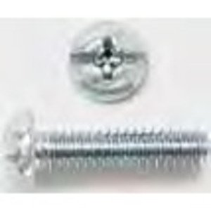Bizline R632RHCKIT Machine Screw Kit , Round Head - Combo, 6-32