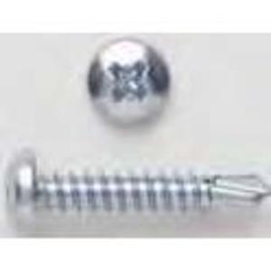 Bizline R6716FT Framing Tek Screw, Pan Head, Phillips, 6 x 7/16""