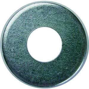 Bizline R6FWS SAE Flat Washer, # 6, Steel