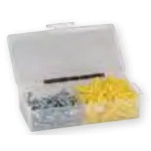 Bizline RTEKKIT Self-Drill Screw, Hex Washer Head Kit, Assortment Sizes