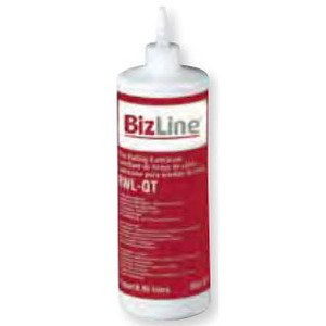 Bizline RWL-QT Pulling Lube, Water Based, Clear, 1 Quart, Squeeze Bottle