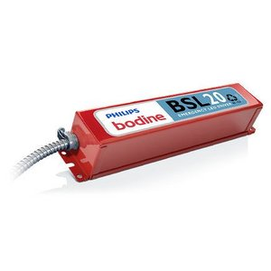 Bodine BSL20MV Emergency LED Driver, Field Installation 20W Output Power