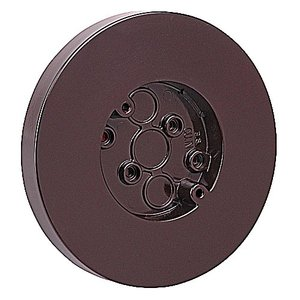 Bowers 5080-BROWN 6 1/2  OUTSIDE DIA. SURF BX,3.8CU,B