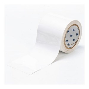 "Brady 104341 Floor Marking Tape, 3""x100', White"