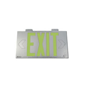 Brady 112653B WALL MOUNTED EXIT SIGN