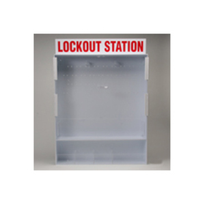 Brady 50995 XL LOCKOUT STATION WITH