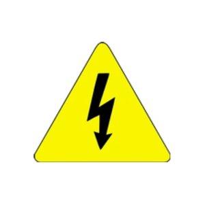 Brady 60191 Warning Labels