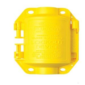 Brady 65695 Hubbell Plugout - Medium Plugout