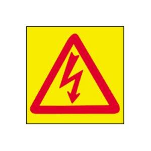 Brady 89152 B302hazard Sign