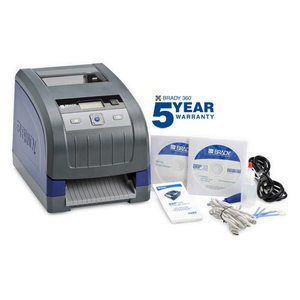 Brady BBP33-C Label Printer with Autocutter,am,bbp33