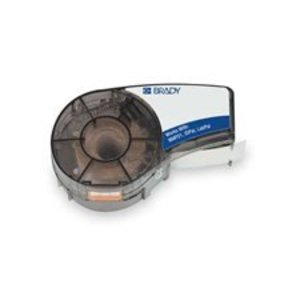 "Brady M21-375-595-WT Label Refill Cartridge, 0.375"" x 21'"