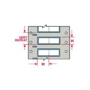 Brady PS-125-2-WT-S 0.125 In (3.18 Mm) Diameter
