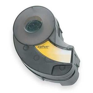 "Brady XC-1500-595-WT-BK Tape Refill Cartridge, 1.5"" x 30'"