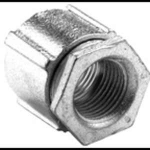 "Bridgeport Fittings 1121-AL 1/2"" 3-PIECE COUPLING"