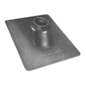 "Bridgeport Fittings RFN-300 Roof Flashing, Diameter: 3"", Neoprene"
