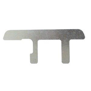 """Briscon BS-1-100 Switch Box Support, 5-1/4"""" x 2-1/8"""", Old Work, Steel"""