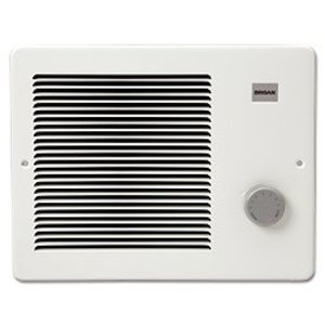 Broan 174 Wall Heater, Fan Forced, 1500W, 120V
