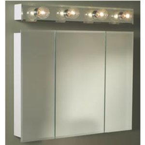 Broan 255248 Medicine Cabinet, Mirrior, Surface Mount