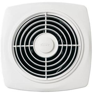 Broan 511 Through-the-Wall Fan, 180 CFM