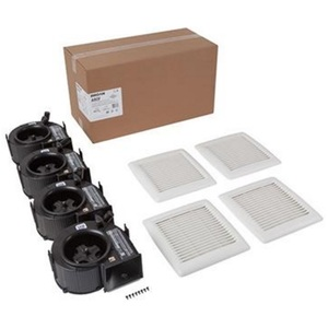 Broan AE80BF Finishing Project Pack, Energy Star Qualified