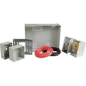Broan NRKRWH300C Master Station And Cd Combination Rough-in Kit