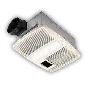 Broan QTX110HL 1500W 110 CFM Heater/Fan/Light
