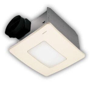 Broan QTXE150FLT 150 CFM Ceiling Fan/Light, Energy Efficient
