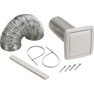 Broan WVK2A Wall Vent Kit