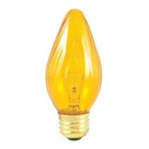 Bulbrite 860105-40F15DA Incandescent Lamp, F15, 40W, 130V
