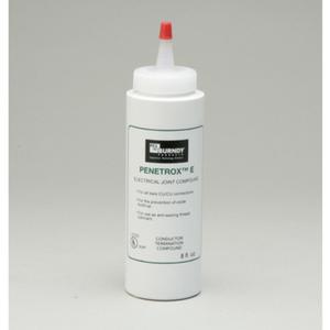 Burndy PENE8 Anti-Oxidant, Penetrox E, 8 Oz Squeeze Bottle