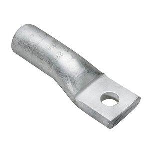 "Burndy YA27A1 Compression Lug, 1-Hole, Aluminum, 3/0 AWG, 3/8"" Stud Size"