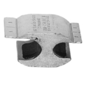 Burndy YHD7 Tap Connector, Compression, Aluminum, 3/0 - 4/0 AWG