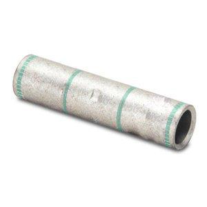 Burndy YS1CLBOX Compression Buttsplice, Copper, 1 AWG, Standard Barrel