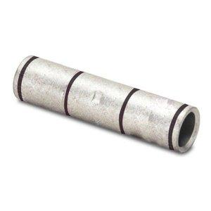 Burndy YS26LBOX Compression Buttsplice, Copper, 2/0 AWG, Standard Barrel