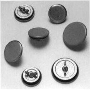 """C&I Enclosures CI-HS50 Hole Seal, Type: Oil Tight, Size: 1/2"""", Steel/Gray"""