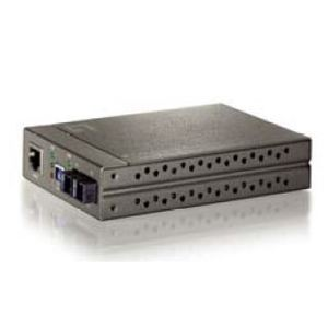 CP Technologies FVT-2001 Media Converter, SC Fiber to  Copper, Multi-Mode, 2km