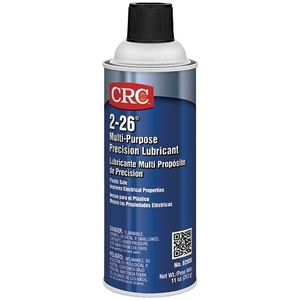 CRC 02005 Plastic safe lubricant, penetrant and corrosion inhibitor that helps prevent electrical malfunctions caused by water penetration, humidity, condensation or corrosion. Restores resistance values and helps stop current leakage.