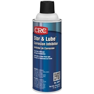 CRC 02061 Provides superior lubrication and corrosion protection for metal parts and assemblies stored indoors for up to 2 years. Promotes easy start-up of stored equipment. Protects all metals including copper and brass.