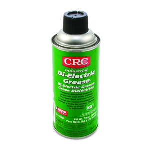 CRC 03082 Non-curing silicone compound used for electrical sealing, lubricating, protecting and insulating. Waterproofs electrical connections and components. Improves electrical performance in adverse weather conditions.